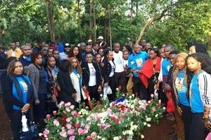 Homeboyz radio producer laid to rest in Kirinyaga (photos)