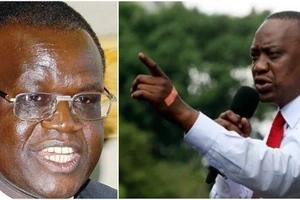 Uhuru might not be happy after Kiraitu's DOUBTFUL statement on Jubilee Party