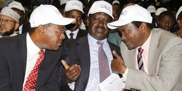 Plan to replace Wetangula as party leader hatched