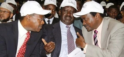 CORD reveals Ruto is part of the coalition ahead of 2017 election