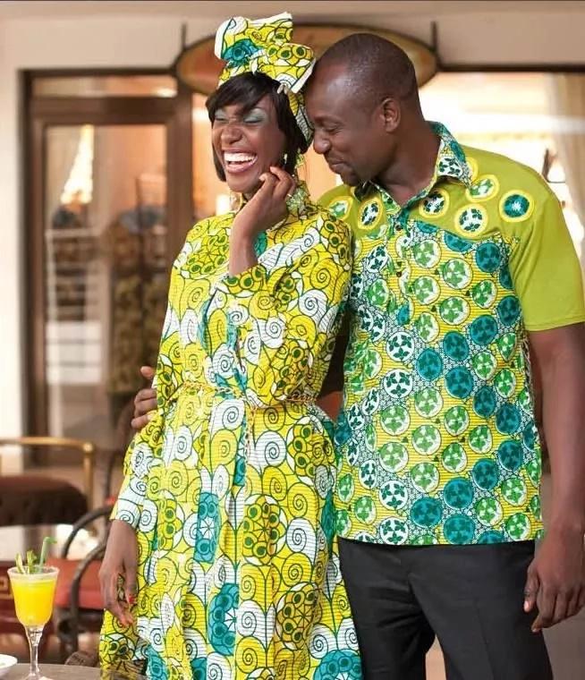 Kitenge fashion 2018 trends
