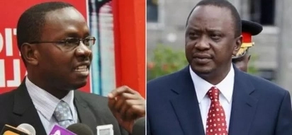Step down now or see fire - former TNA boss warns Uhuru