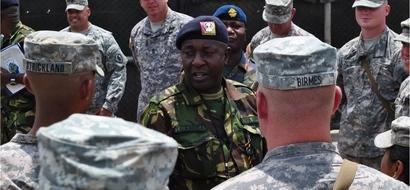 Mwanajeshi wa Marekani asisimua Wakenya kwa kuhubiri kwa Kiluo (video)