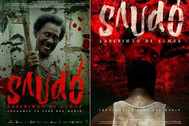 Saudó, la película colombiana de suspenso