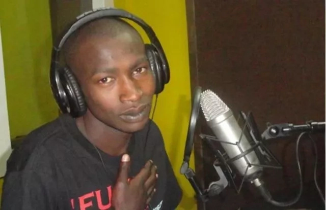 Radio presenter Bonoko requests Kenyans to help him track vehicle which almost killed him