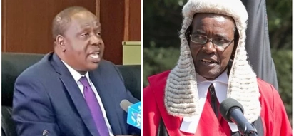 No judge has been captured by opposition - CJ Maraga
