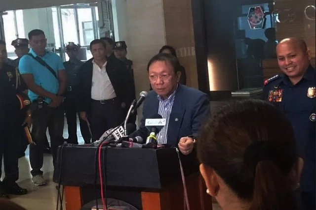 SolGen Calida to protect police in war on drugs