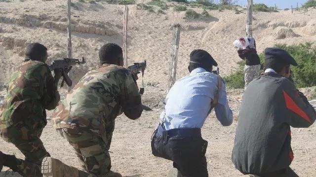 Kenyan executed by al-Shabaab militants in Jilib