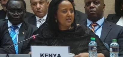 Al-Jazeera yamuaibisha Uhuru baada ya Amina Mohammed kupoteza uchaguzi wa AU