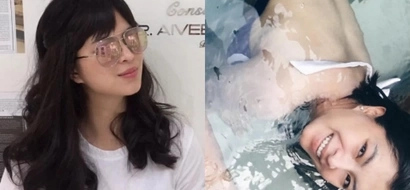 Angel Locsin finally reveals her new hairstyle after hiding it with a wig