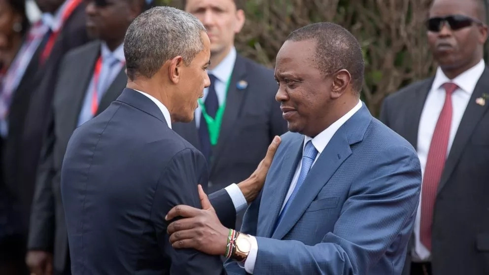 After Uhuru made this request, Donald Trump now responds POSITIVELY