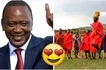Uhuru's big gift to the Maasai community