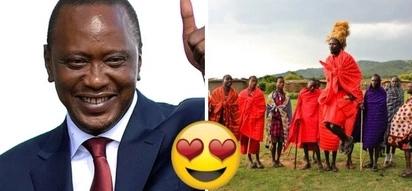 Uhuru's big gift to the Maasai community