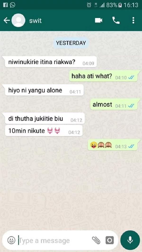 Wanawake kwenye mtandao wa Facebook wabishana kubaini nani kati yao ameolewa na mume mwenye mapenzi tele