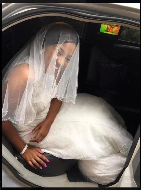 Photos of the bride that Willis Raburu is marrying today emerge