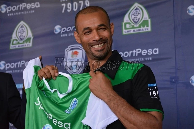 Jose Marcelo Ferreira unveiled as Gor Mahia head coach