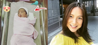Baby out! Pia Guanio gives birth, second baby to be named Brooklyn. Sinong mas kamukha, si mommy ba o daddy? Check out her first photos!