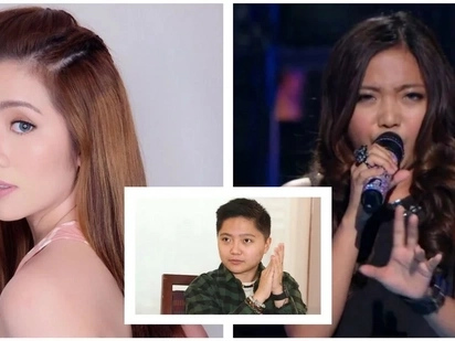 "Angeline Quinto to Jake Cyrus, ""Bigla ko namang namiss si Charice Pempengco"""