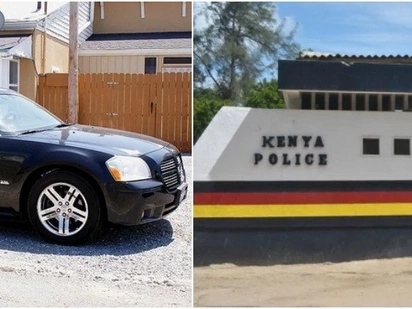 Senior police officer refuses to surrender KSh 1.2 million vehicle to former prisoner