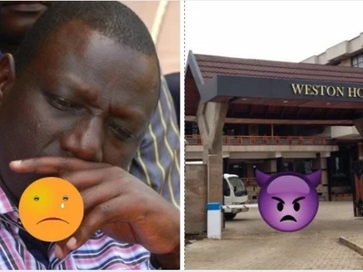Government cover-up? The truth about cholera outbreak at Ruto's Weston hotel