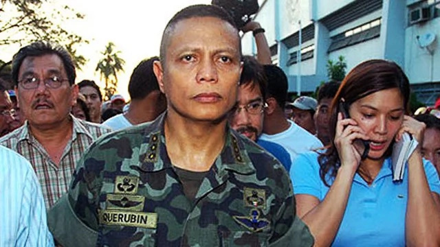 Retired colonel says Duterte's plan is all balls