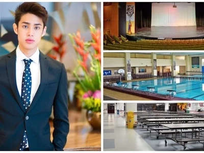 The school where MYX VJ Donny Pangilinan graduated is everything you'd dream of