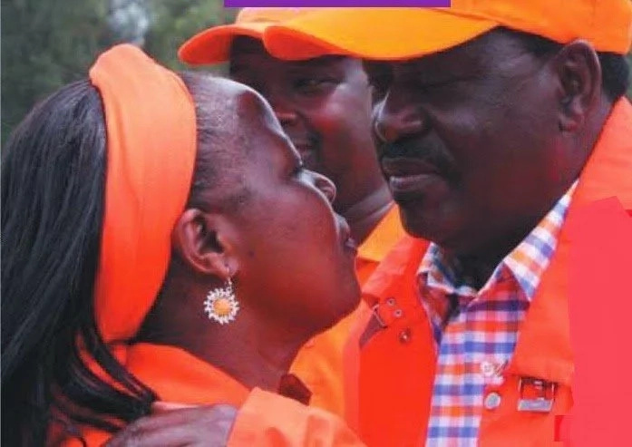 Magret Wanjiru speaks after rumours that she leaving Jubilee for ODM