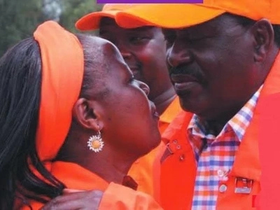Is Margret Wanjiru going back to ODM? She speaks