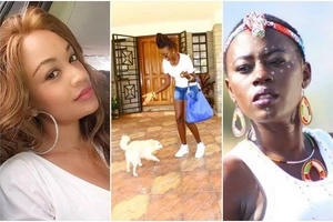 After declaring she would rather feed dogs than Humans, Akothee gets a SURPRISE response from Zari Hassan