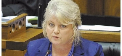 Opinion: Dianne Kohler Barnard says it's shocking that ¾ of Crime Intelligence employees do not have security clearance