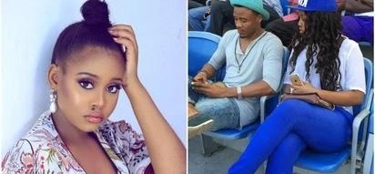 Alikiba's ex-lover announces pregnancy and wedding plans