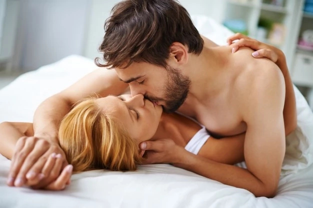 Here is why some women moan a lot in the bedroom