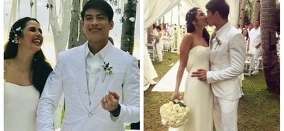 Maxene Magalona finally gets married to Rob Mananquil; 1st photos and video from the event go viral