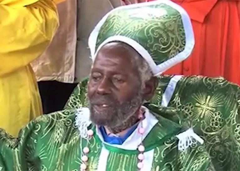 Legio Maria Pope accused of eloping with three women