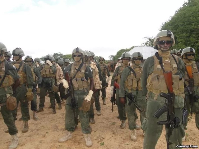 Senior al-Shabaab members killed by military commandos