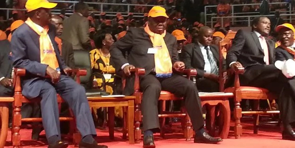 Raila's ally Morgan Tsvangirai announces he has colon cancer