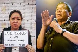 Duterte to resurrect Napoles' pork barrel scam