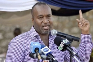 William Ruto is Kenya's number one thief - Governor Joho (video)