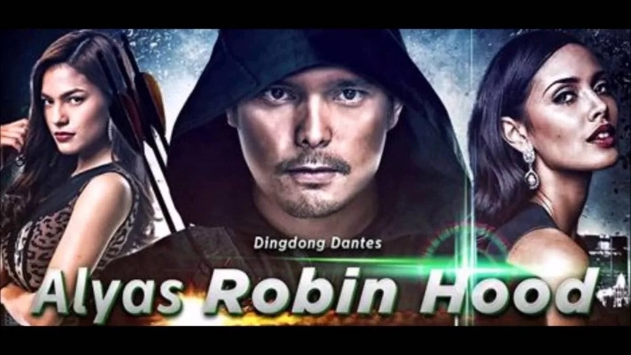Dantes says show is based on legend not foreign series