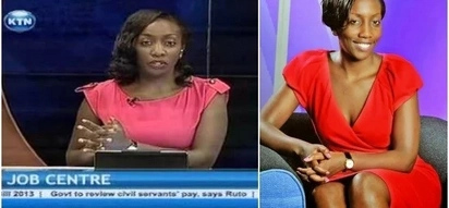 Broke men get some really nasty words from KTN News Anchor Yvonne Okwara