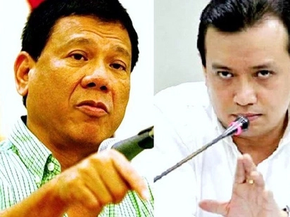 Wag magbulag-bulagan! Trillanes urges blind cult supporters of DU30 to face reality