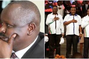 NASA in trouble for breaking electoral law after six supporters arrested