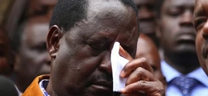 Raila 'stressed' over low voter registration in Nyanza, begs supporters to act quick
