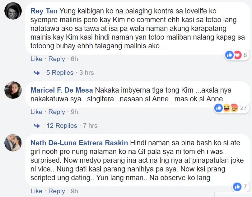 Sarap daw pektusan sa esophagus! Netizens irked by Kim Chiu's reactions during #ViceJack moments