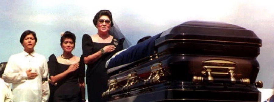 DEBATE: Should late President Marcos be buried in the Heroes' Cemetery?