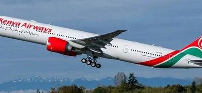 Panic as Kenya Airways plane develops mechanical problem mid-air