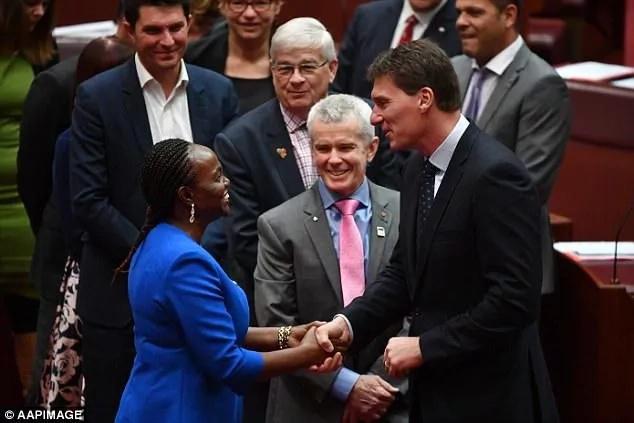 Baada ya Obama, huyu mkenya kutoka jamii ya Wakikuyu aapishwa katika bunge la Australia