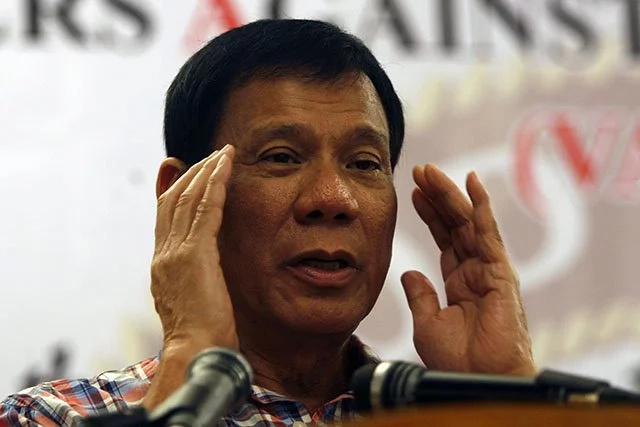 Duterte fires back at UN officials