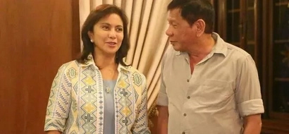 #KILIG! Robredo-Duterte had first official meeting