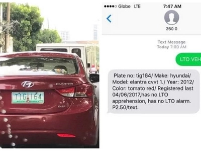 Yari ka! A lady driver gets reported by this netizen due to her reckless driving